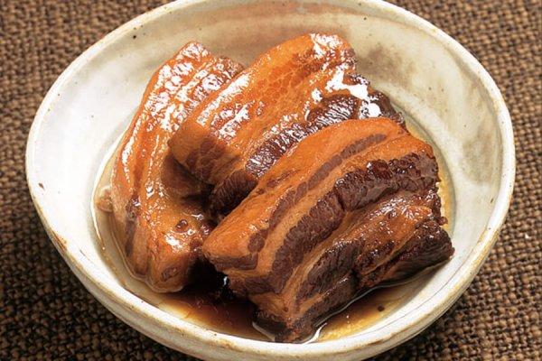 画像1: 豚の角煮(300g) (1)